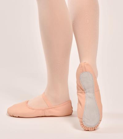 Ballettsko rosa full sole