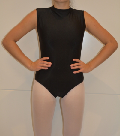 Turtleneck leotard