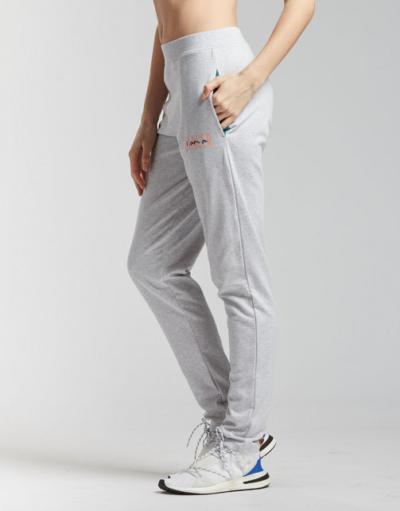 TABOO pants grå