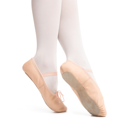 Rumpf ballettsko